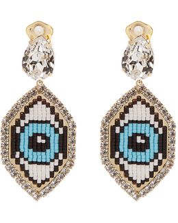 Emojibling Eye Earrings