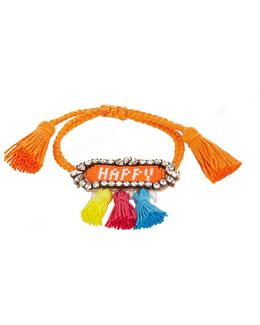 Hippie Athna Happy Bracelet
