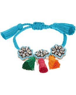 Hippie Flower Bracelet