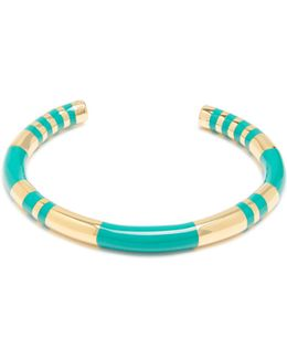 Positano Gold-plated Cuff