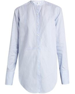 Striped Oxford-cotton Shirt