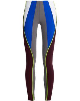 Kimi Colour-block Performance Leggings