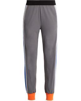 Pea Stripe-side Track Pants
