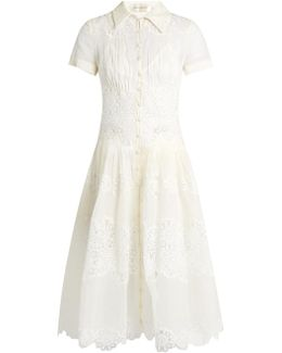 Winsome Sunday Cotton Dress