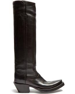 Texan Knee-high Boot
