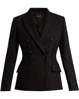Jacky Pleated Jacket