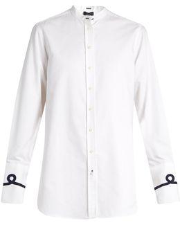 Emile Cotton-poplin Shirt