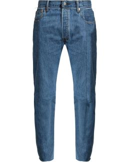 X Levi's Reworked Jeans