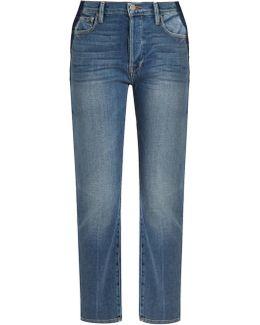Le Original Gusset Straight-leg Jeans