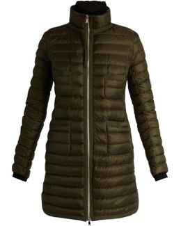 Bogue Quilted Down Coat