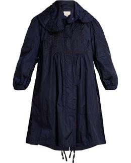 Cabannes Pleated Coat