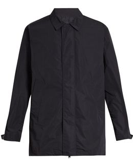 Clement Detachable-gilet Shell Field Jacket