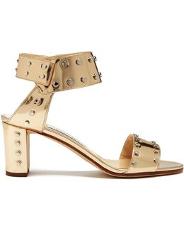 Veto 65mm Studded Leather Sandals
