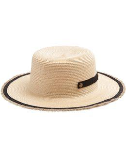 Safari Hemp-straw Hat