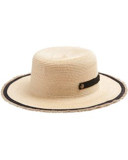 Safari Hemp-straw Hat