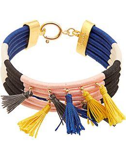 The Wailers Multi-tassel Bracelet