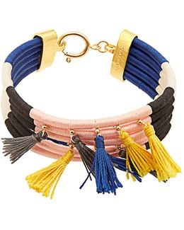 The Wailers Multi-tassel Bracelet