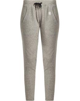 Nolita Cotton-blend Jersey Track Pants