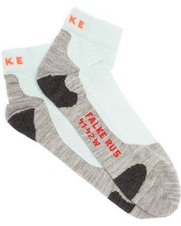 Ru5 Lightweight Running Socks