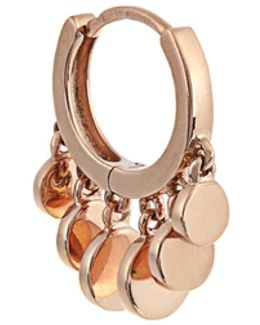 Rose-gold Earring