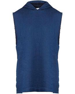 Banal Hood Cotton-jersey Tank Top