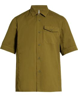 Pacific Short-sleeved Cotton Shirt