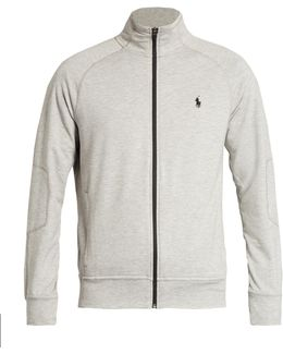 Zip-through Performance Sweatshirt