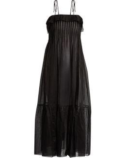 Tybalt Cotton-mousseline Nightdress