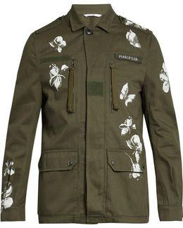Mariposa Cotton Jacket
