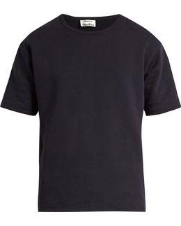 Niagra Fleece-lined Cotton T-shirt