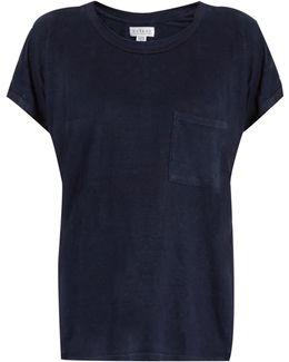 Denice Patch-pocket T-shirt