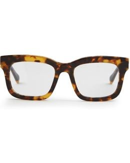 Falabella D-frame Acetate Glasses