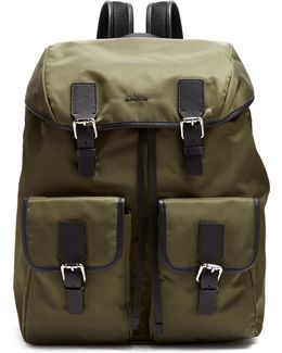 Rufus Nylon Backpack