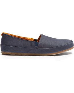 Linen Loafers