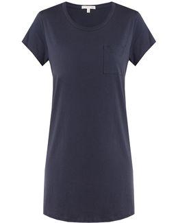 Pima-cotton T-shirt Nightdress