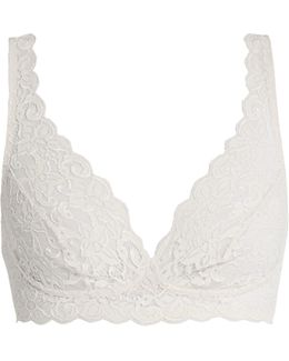 Moments Lace Soft-cup Bra