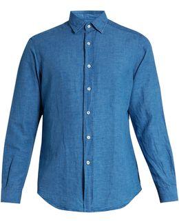 Kent Chambray Shirt
