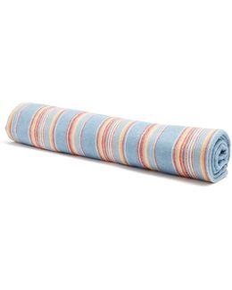 Horizon Serape Striped Cotton Towel