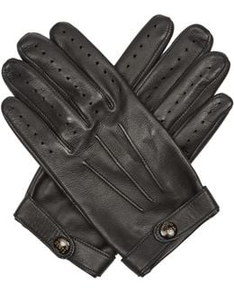 Fleming Hairsheep-leather Gloves