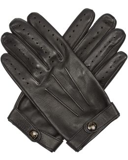 Fleming Hairsheep-leather Gloves