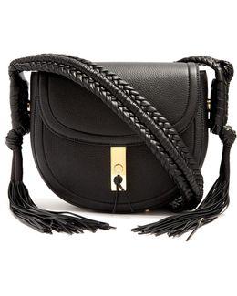 Ghianda Bullrope Small Leather Shoulder Bag