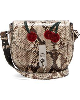 Ghianda Saddle Mini Bag