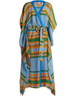 Borel Wrap Dress