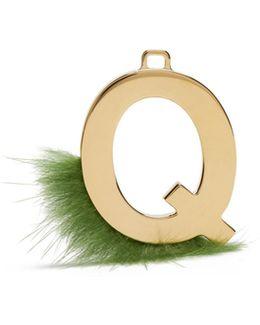 Abclick Letter 'q' Key Charm