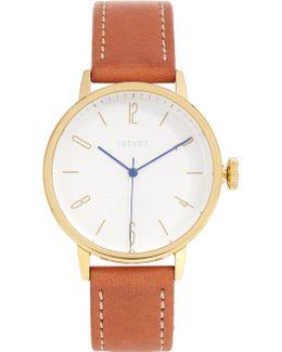 Svt-cn38 Leather Watch