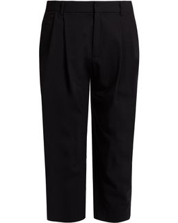 Laney Stretch-wool Trousers