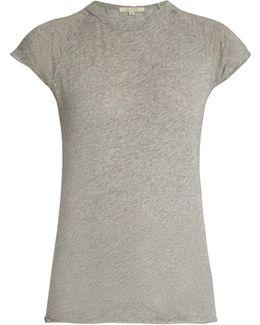 Baseball Cotton Jersey T-shirt