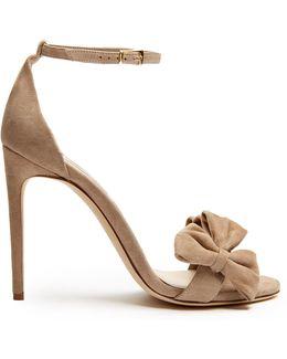 Delicate Candice Suede Sandals
