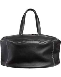 Air Hobo Extra-large Leather Tote