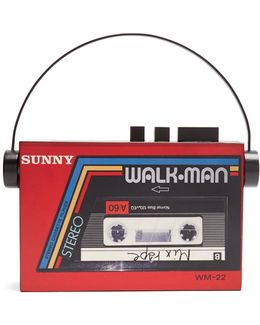 Walkman Box Clutch